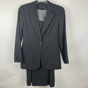 Express Black Women's Blazer Suit Set
